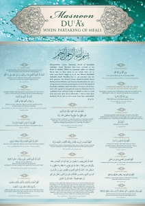 EATING.DUAS.POSTER
